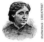 Louisa May Alcott  1832 1888 ...