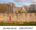 Post Box  Cottage And Stone...