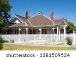 williamstown  australia  march... | Shutterstock . vector #1381509524