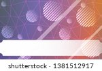 colorful pattern with triangles ...   Shutterstock .eps vector #1381512917