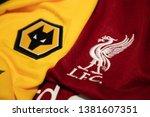 bangkok thailand apri  26  the...   Shutterstock . vector #1381607351