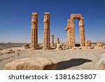 Ancient Egyptian Temple Of...