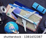 Air Ticket And Passport For...