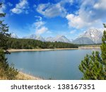 Wonderful Landscape Of Grand...