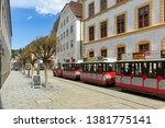 vaduz  liechtenstein   april 16 ... | Shutterstock . vector #1381775141