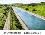 The Thermalito Power Canal In...