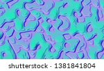 background in paper style.... | Shutterstock . vector #1381841804