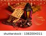 ramadan kareem ramazan mubarak... | Shutterstock . vector #1382004311