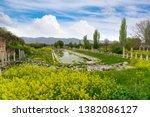 afrodisias ancient city. ... | Shutterstock . vector #1382086127