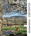 march 25  2019  douro valley ... | Shutterstock . vector #1382104724