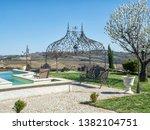 march 25  2019  douro valley ... | Shutterstock . vector #1382104751
