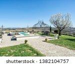 march 25  2019  douro valley ... | Shutterstock . vector #1382104757