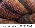 yarn macro texture. gradient...   Shutterstock . vector #1382157167