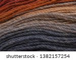 yarn macro texture. gradient...   Shutterstock . vector #1382157254