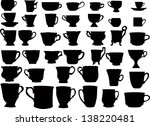 illustration with different... | Shutterstock .eps vector #138220481
