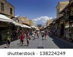 Rhodes  Greece   June 23 ...
