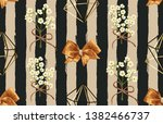 vintage beautiful and trendy...   Shutterstock . vector #1382466737