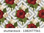 vintage beautiful and trendy...   Shutterstock . vector #1382477561
