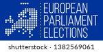 european parliament elections... | Shutterstock .eps vector #1382569061