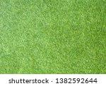 the horizontal natured green... | Shutterstock . vector #1382592644