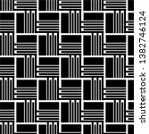 seamless stripe pattern.... | Shutterstock .eps vector #1382746124