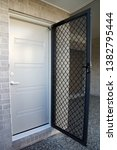 Residential Entry Door With...