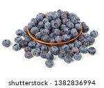 fresh ripe  blueberries  food... | Shutterstock . vector #1382836994