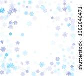blue transparent paper... | Shutterstock .eps vector #1382846471