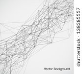 Wireframe Surface Vector...