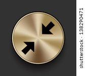 vector metal minimize icon  ...