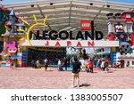 nagoya  japan   april 08  2019  ...   Shutterstock . vector #1383005507