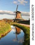 Traditional Dutch Windmills...