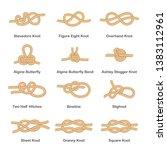 set of various types of... | Shutterstock .eps vector #1383112961