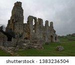 The Ruins At Egglestone Abbey