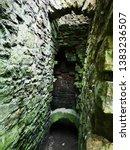 Narrow Tunnel At Egglestone...