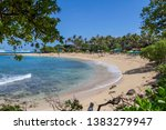 The Beach At The Turtle Bay...