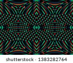 color seamless pattern with...   Shutterstock .eps vector #1383282764