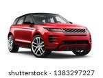Compact Crossover Suv  3d...