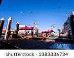 dubai  uae   march 2019 ... | Shutterstock . vector #1383336734