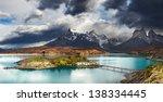 Torres Del Paine National Park...