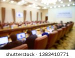 govern meeting business event.... | Shutterstock . vector #1383410771