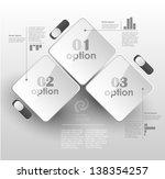conceptual vector design... | Shutterstock .eps vector #138354257