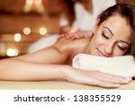 massage | Shutterstock . vector #138355529