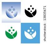 logo elements. nature | Shutterstock .eps vector #13835671