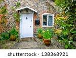 front door | Shutterstock . vector #138368921