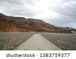 dead sea scenery in jordan | Shutterstock . vector #1383759377