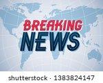 Breaking News Vector Backgroun...