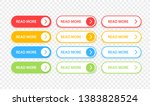 big collection buttons read... | Shutterstock .eps vector #1383828524