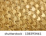 smooth not stucco walls are... | Shutterstock . vector #138393461