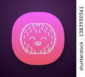 barrel cactus app icon. ui ux...